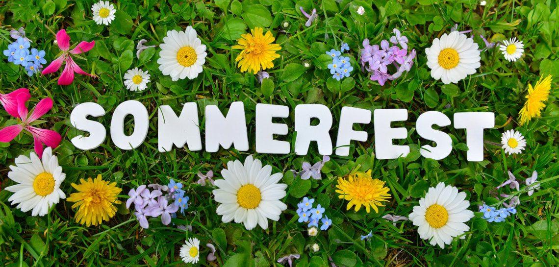 Sommerfest der Kindertagesstätte Erlebnishaus 2015